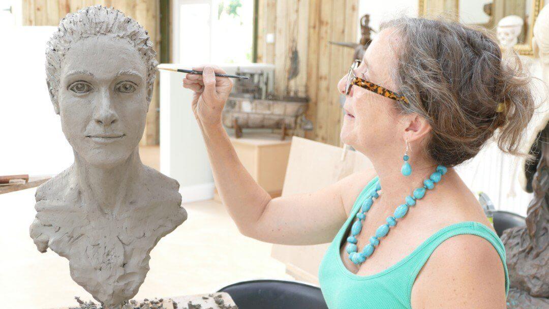 15. Portrait Sculpture Workshop - The Sculpture School