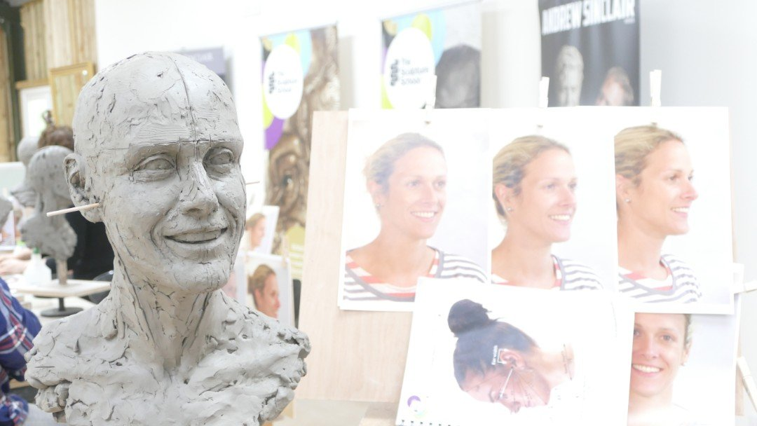 Advanced Portrait Workshop 2 - The Sculpture School