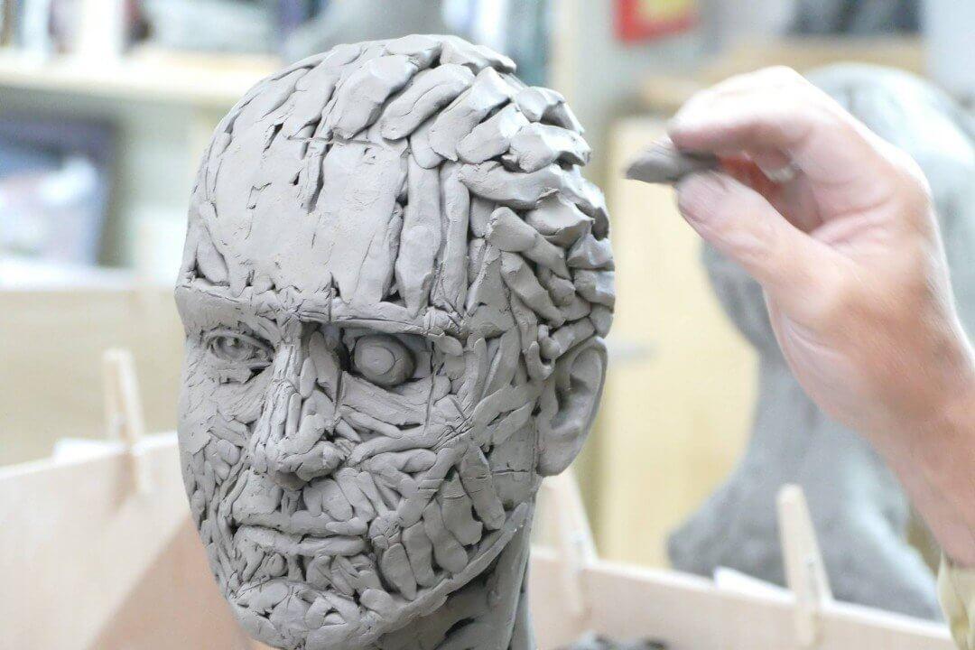 Portrait Sculpture workshop