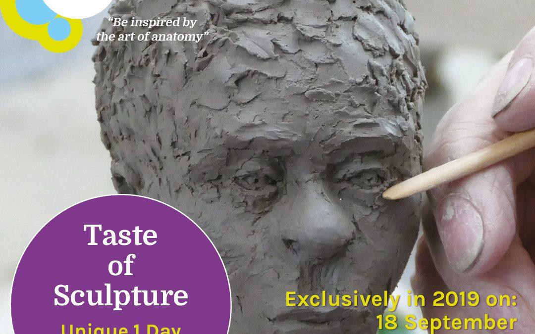Taste of Sculpture Workshop 18th September 2019