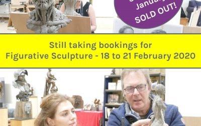 SOLD-OUT Portrait Workshop January 2020!