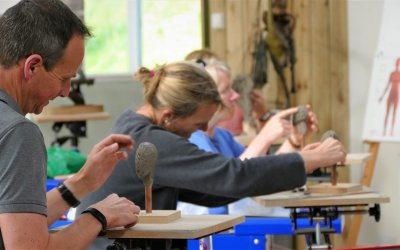 Fancy a day immersed in clay?
