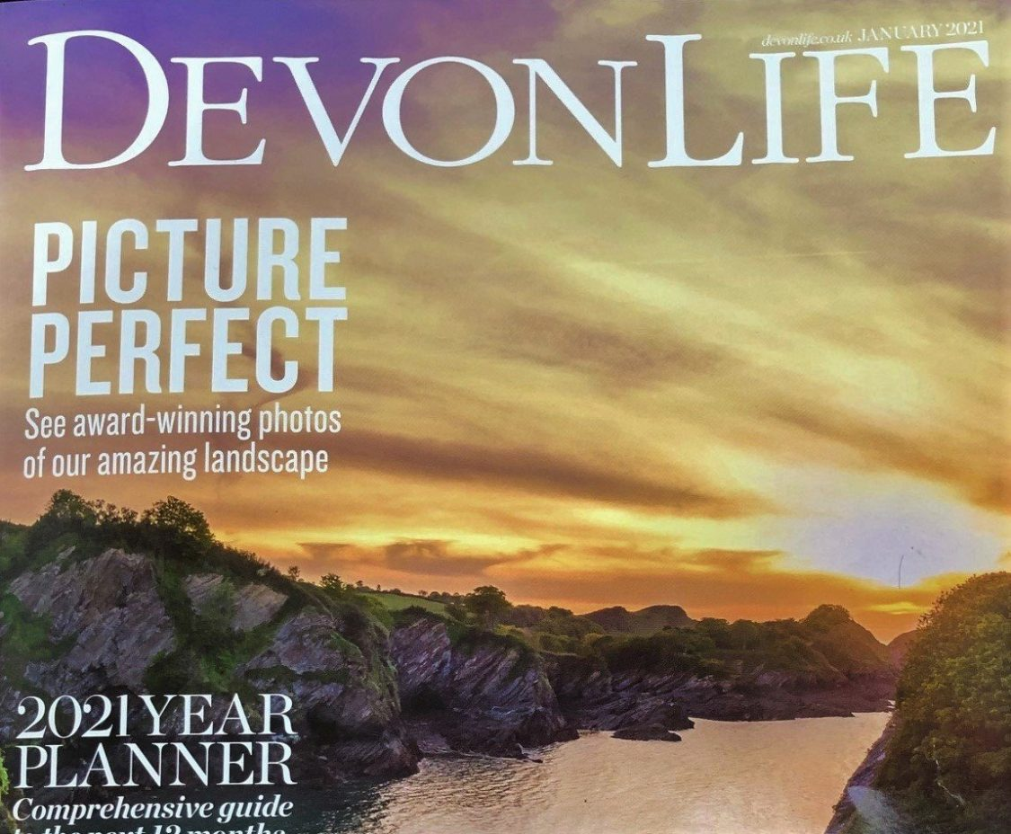 We're in Devon Life!